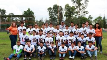 Vaqueros Xochimilco abre temporada en la Liga FADEMAC