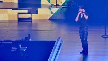 Enrique Iglesias en concierto en el Auditorio Nacional