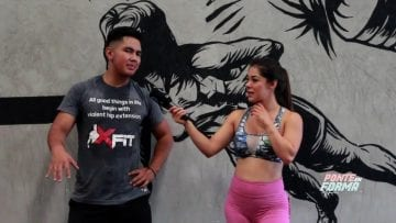 #PonteEnFormaC7 CrossFit Programa 2. 4 de Junio del 2019 (Bloque 2)