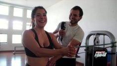 #PonteEnFormaC7 Ejercicios de pierna y abdomen. 13 de junio del 2019 (Bloque 2)
