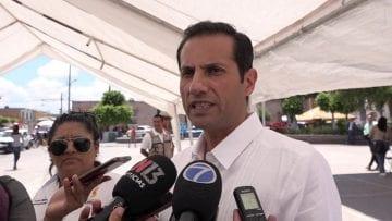 La incidencia delictiva en Soledad va a la baja: Serrato Sánchez.