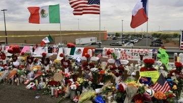 Memorial en El Paso, Texas