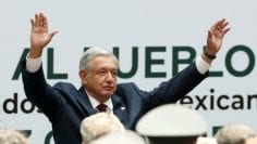 Mexico's President Obrador delivers his first state of the union in Mexico City