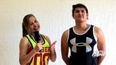 #PonteEnFormaC7 Rutina de Baile con Karina Ortiz. 1 de julio el 2019 (Bloque 1)