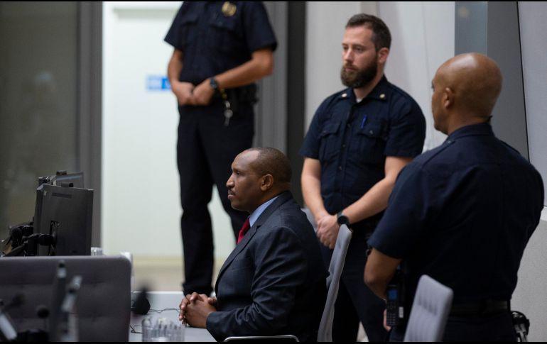 """El """"señor de la guerra"""" de Congo es condenado a 30 años de prisión - Canal 7 SLP"""