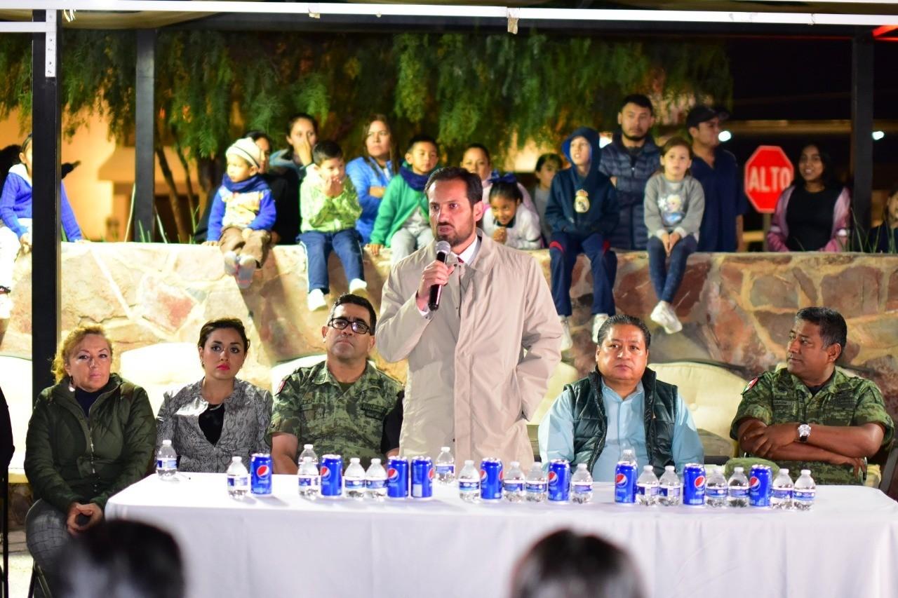 Gobierno Federal reconoce la labor coordinada con al Guardia Nacional y Soledad de Graciano Sánchez - Canal 7 SLP