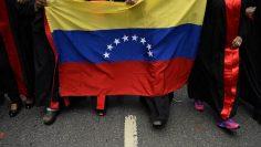 VENEZUELA-CRISIS-PROTEST
