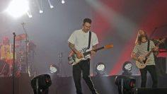 ZAPOPAN, JALISCO, 13MAYO2018.- La agrupación estadounidense Maroon 5 se presento la noche de ayer en el Estadio Akron en un concierto único en tierras mexicanas como parte de una actividad preliminar por la inauguración del Hard Rock Hotel en la ciudad de Guadalajara que se tiene prevista para el verano de este año.FOTO: CUARTOSCURO.COM