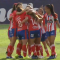 Atlético De San Luis Femenil Venció 3-1 A Las Camoteras Del Puebla.