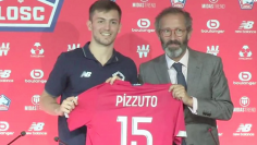 El Potosino Eugenio Pizzuto Nuevo Jugador Del Lille De Francia