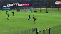 Atlético de San Luis Femenil no levanta y pierde 2-1 ante Atlas.