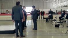 Gobernador Juan Manuel Carreras Entrega El Premio Estatal Del Deporte 2020