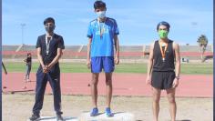 Con Buena Participación Se Llevó La Reapertura Del Atletismo Potosino