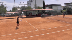 Finalizó Con Buenos Resultados Torneo De Tenis Grado 4