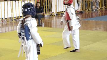 Representativo De San Luis Potosí  Consiguió 2do. Lugar En Nacional De Taekwondo